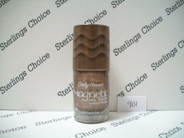 Sally Hansen Magnetic Nail Color Polish #901 Golden Conduct - $5.90