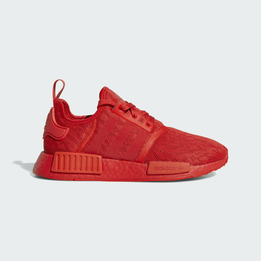 Primary image for Adidas Originals Women's Red NMD_R1 Fashion Running Shoes FY7308