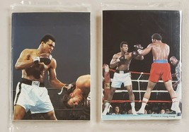 All World Boxing Cards Muhammad Ali Lot of 2 (Two) Sealed Unopened Packs* - $14.83