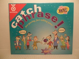 Catch Phrase! Fast Passing Fast Talking Game Parker Brothers Vintage 1994 - $38.50