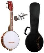 Gold Tone BUS Soprano Size Banjolele Ukulele Ba... - $381.75