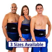 WeightLoss-Solutions Waist Trimmer Sauna Belt for Men and Women – Waist Trainer