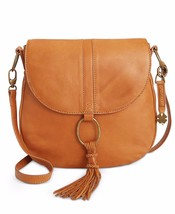 Lucky Brand Athena Convertible Flap Saddle Bag MSRP: $188 - $119.68