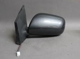 09 10 11 12 13 Toyota Corolla Left Driver Side Power Gray Heated Door Mirror Oem - $98.99