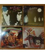 Record Album Qty 4 Molly Hatchet Hall Oates Quarter Flash Brian May - $19.29