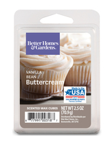 Better Homes and Gardens Scented Wax Cubes, Vanilla Bean Buttercream, 2.... - £2.70 GBP