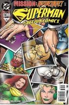 Action Comics Comic Book #736 Superman Dc Comics 1997 Very Fine Unread - $2.25