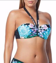 NEW Coco Reef Tropical Escape Convertible Five Way Bikini Swimwear Top 32/34 D  image 5
