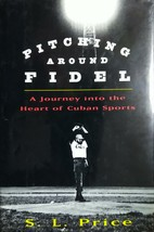443Book Pitching Around Fidel English - $3.95