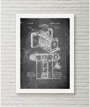Camera Patent Poster-Vintage Camera Gift-Photographer Gift-Vintage Camer... - $8.00+