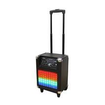 Craig Tower Speaker System With Decorative Color Changing Lights Tube/Sp... - $125.50