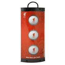 3 Liverpool Football Club Crested Golf Balls. - $20.83