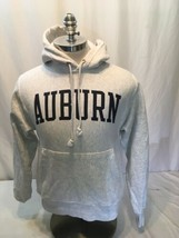 Vintage Champion Reverse Weave Auburn University Hoodie Men's Small - $37.12