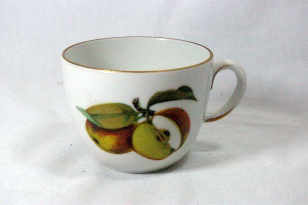Royal Worcester Evesham Gold Flat Cup image 2