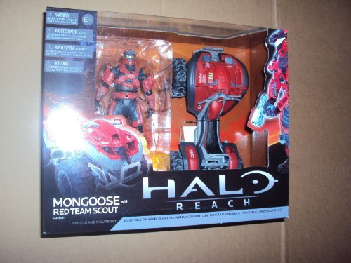 Primary image for McFarlane Toys Halo Reach Vehicles: Mongoose Forge World Box Set