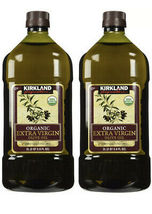 Pack Of 2 Kirkland Signature Organic Extra Virgin Olive Oil, 2lbs Free Shipping - $49.99