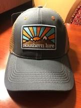Southern Lure Trucker Hat Sun Rays Mountain Tide Marsh Snapback OSFA NWT - $19.80