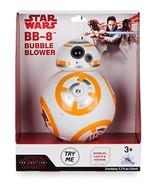 Star Wars BB-8 Bubble Blower - Star Wars: The Last Jedi - $28.71