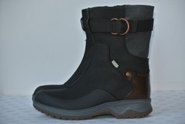 NEW Merrell Eventyr Vera Mid Polar Womens 6 Waterproof Black Leather Boo... - $128.69