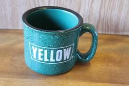 Heavyweight Yellow Freight System Trucking Company Mug - $6.99