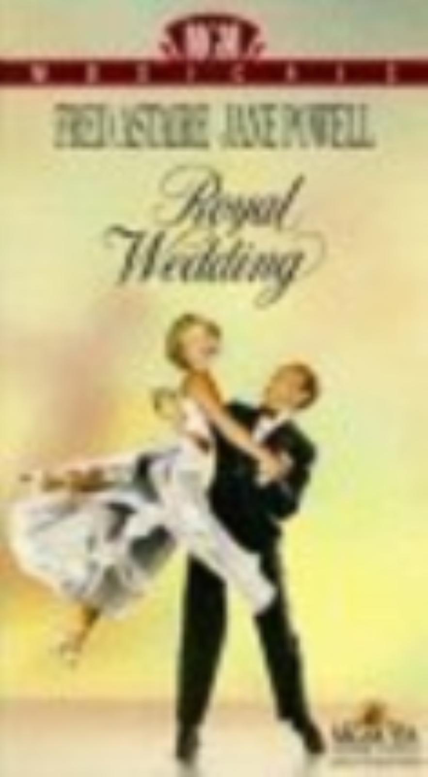 Royal Wedding Vhs