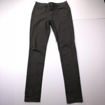 Calvin Klein Jeans Women's Size 2 Gray Skinny Pants - $19.78
