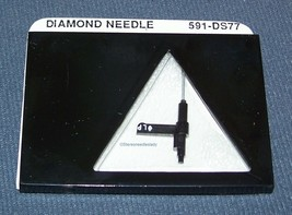PHONOGRAPH RECORD PLAYER NEEDLE STYLUS fits Mercury AG4000 AG4126 591-DS77 image 1