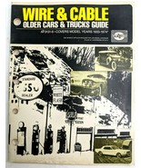 1989 STANDARD MOTOR PRODUCTS Wire & Cable Older Cars Trucks Guide 1933 -... - $21.77