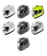 Arai Signet-X Solid Full Face Street Sport Bike Motorcycle Helmet XS-2XL - $679.95