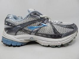Brooks GTS 10 Size 6.5 M (B) EU 37.5 Women's Running Shoes White 1200641B416