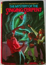 Three Investigators Mystery of the Singing Serpent 1st Edition 1st Print... - $24.00