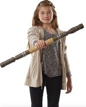 Star Wars Forces of Destiny Rey Jakku Extendable Staff Blade Builders - ... - $19.89