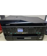 Epson WorkForce 645 Inkjet Printer Copy Scan Fax WiFi *TESTED - WORKS* - $84.04