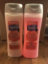 Suave Sun-Ripened Strawberry Energizing Shampoo And Conditioner NEW BIGGER SIZE - $14.85