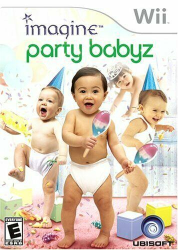 Primary image for Nintendo Wii Imagine Party Babyz game Rated E