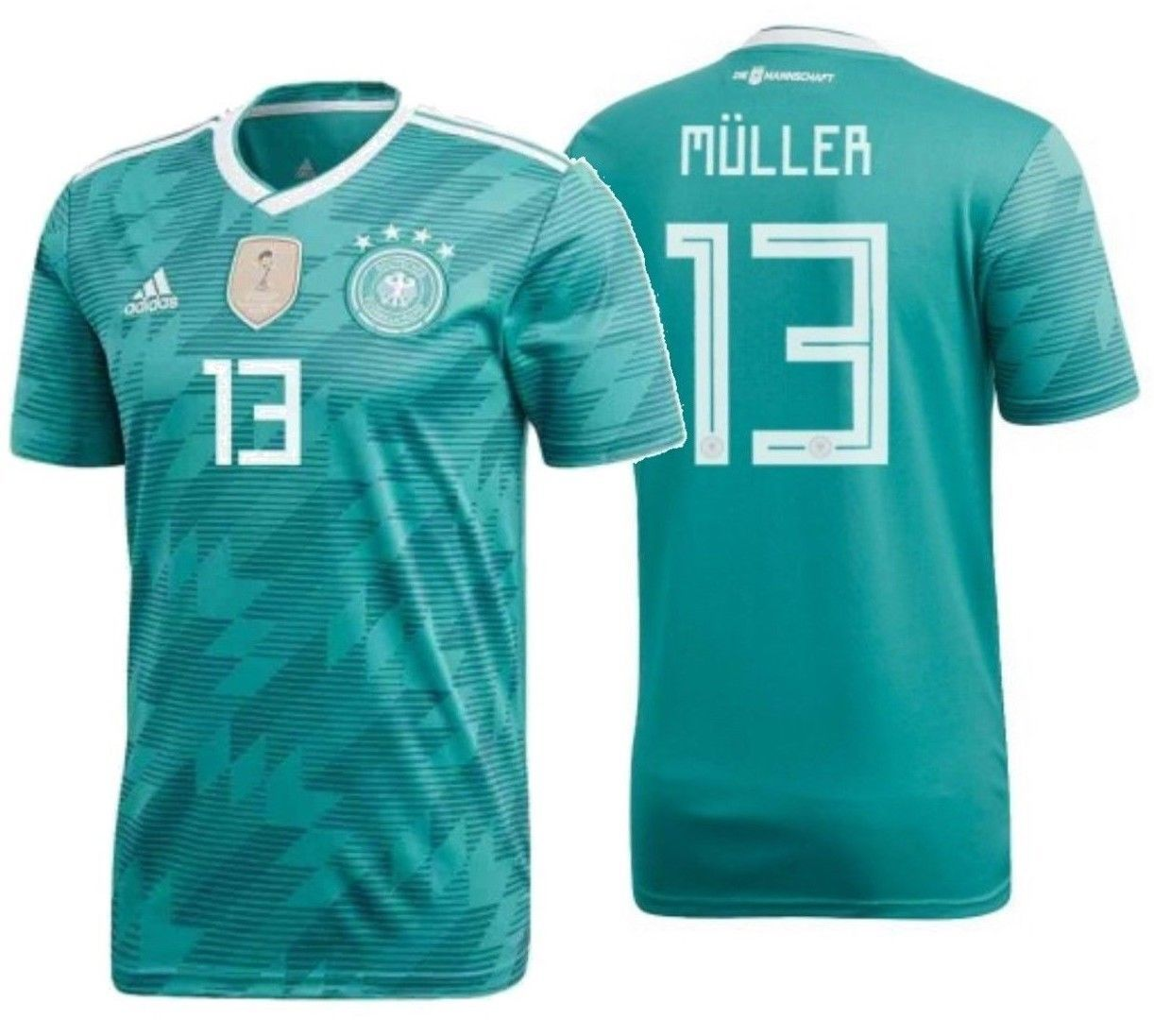 c065bec6d Adidas Thomas Muller Germany Away Jersey and 50 similar items. 57