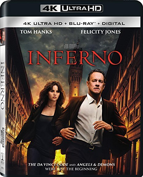 Inferno (4K Ultra HD + Blu-ray) (2017)