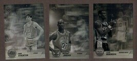 1992-93 UPPER DECK AWARD WINNERS HOLOGRAMS COMPLETE SET (6) MICHAEL JORDAN - $24.70