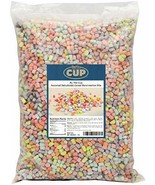 ASSORTED DEHYDRATED CEREAL MARSHMALLOW BITS 3 LB BULK BAG - $33.99