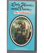 Little House on The Prairie The Craftsman 1991 VHS Tape Michael Landon - $7.80