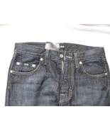 Hugo Boss Men Jacksons Comfort Fit Dark Blue Jeans Size 30 Length 34 New - $78.21
