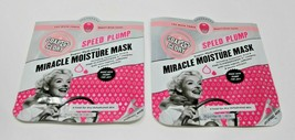 Soap & Glory Speed Plump Super Hydrating Miracle Moisture Face Mask NEW ... - $16.14