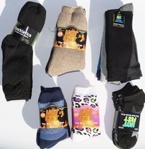 Hot Feet  Heavy Thermal Socks Insulated Cold Weather Men, Women, Boy or ... - $9.87+