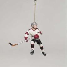 Kurt Adler Hockey Player Christmas Ornament - $19.76