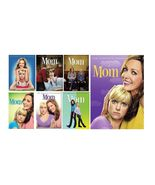 MOM: Complete Series Seasons 1-7 (DVD, 20-disc Set) Brand New - $68.99