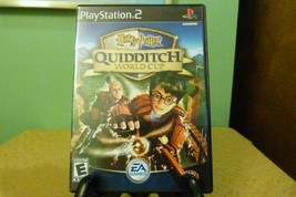 Harry Potter: Quidditch World Cup (Sony PlayStation 2, 2003)w/ Manual - NM - $12.82