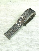 New Vintage expansion watch band stainless steel adjusting BOWLES Flex - $22.19 CAD