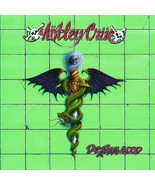 MOTLEY CRUE DR. FEELGOOD ALBUM COVER POSTER 24 X 24 Inches Looks great! - $20.89