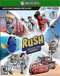 Rush: A Disney Pixar Adventure (Microsoft Xbox One *NEW*) Video Game
