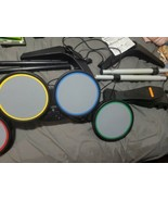 Harmonix Rock Band 822148 Wired Drum Set PS2 PS3 PS4 w/ Foot Pedal NO Dr... - $108.90